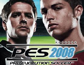Download Pro Evolution Soccer 2008 for PC Full Version