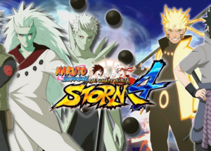 Naruto Shippuden: Ultimate Ninja Storm 4 for PC Free Download